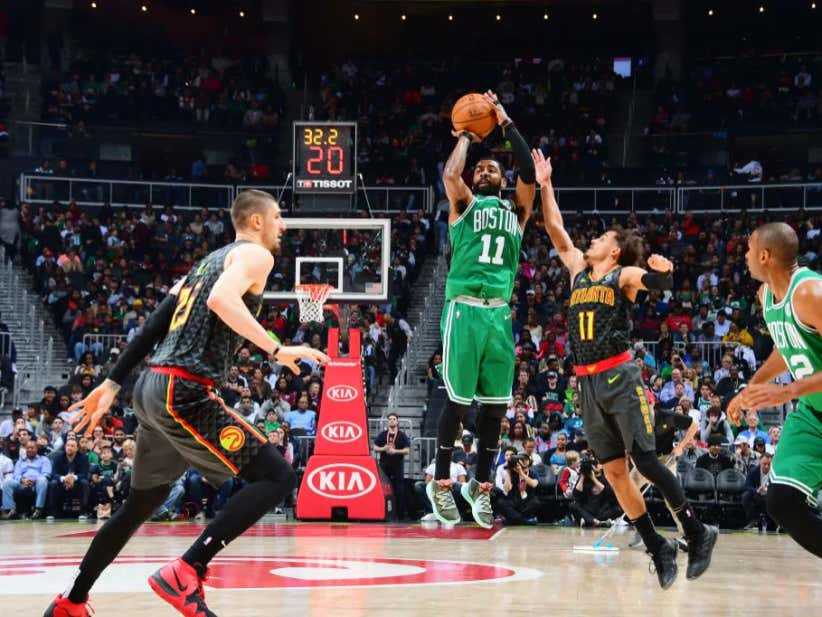 Kyrie Irving Puts This Team On His Back As The Celtics Avoid Disaster In  Atlanta - Barstool Sports 48818260b