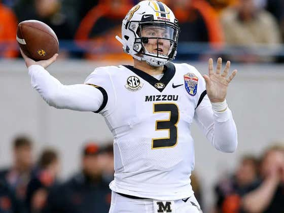 Is Drew Lock Still Draftable Even Though He Cheated On A Geometry Test In 9th Grade?