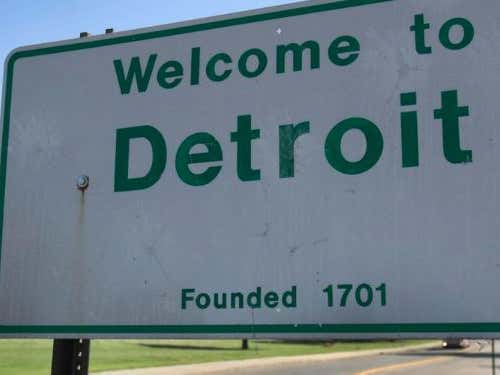 I Got Attacked On Twitter For Calling Detroit Ugly So I Took A Second Look