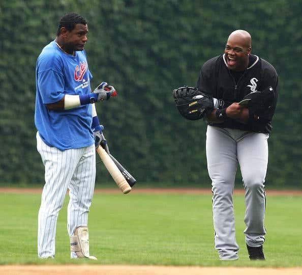 White Sox v Cubs