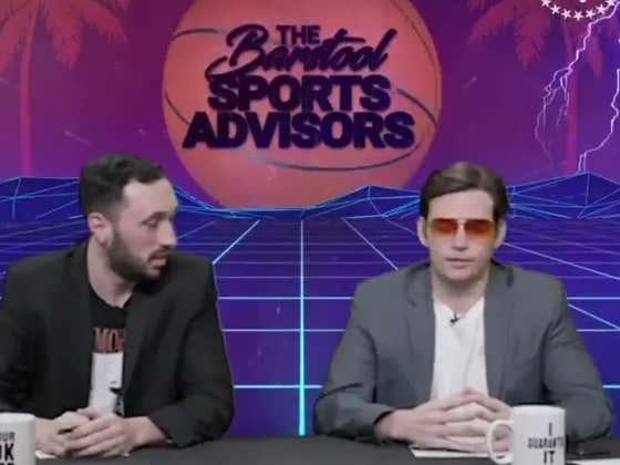 Barstool Sports Advisors Special Edition: Marty Mush vs Matt Brown Pt. 2