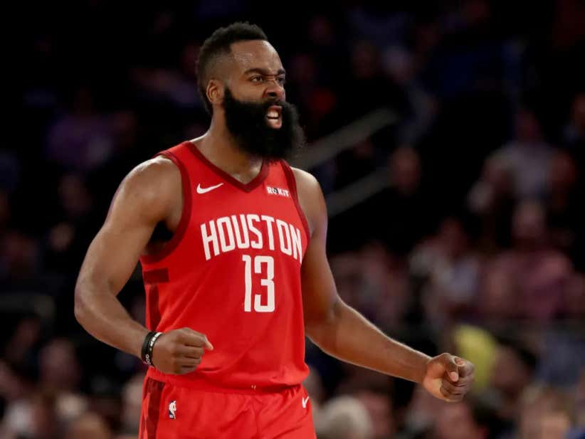 11ed9202ea3e Last Night In The NBA  James Harden Is A Freak Of Nature