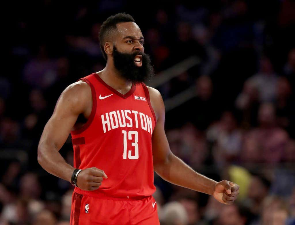 7298c26752f2 Last Night In The NBA  James Harden Is A Freak Of Nature