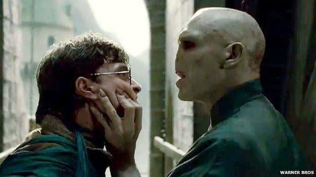 Harry Potter Voldemort