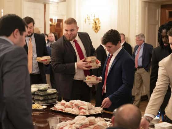 75% Of African-Americans On Clemson Didn't Attend Infamous White House Trip