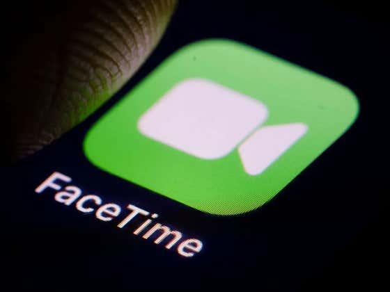 Hopefully This Glitch Puts An End To FaceTiming Once And For All