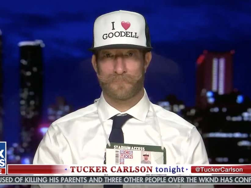 I Have No Idea Who This Guy With The Sweet Stache Was on Tucker Carlson  Tonight But He s Brilliant - Barstool Sports f3e0f42f0