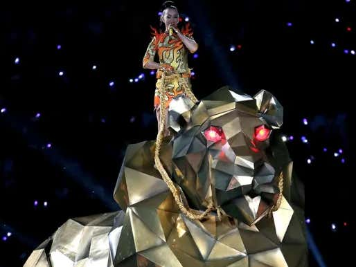 Things You Missed - The Super Bowl Halftime Conspiracy THEY Don't Want You To Know About
