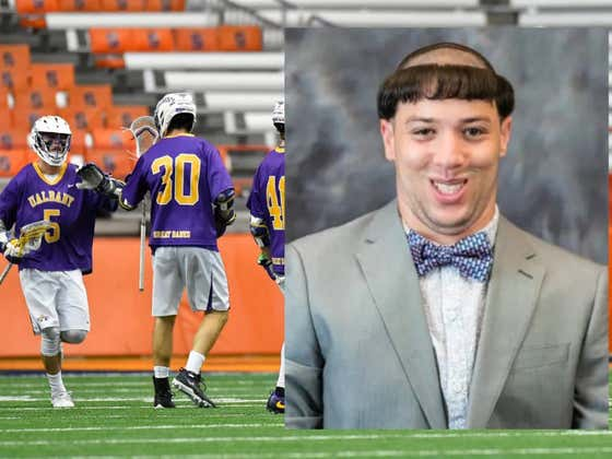 For The First Time In History, We Have A Late Addition To The Albany Lacrosse Roster Bio Headshot Team