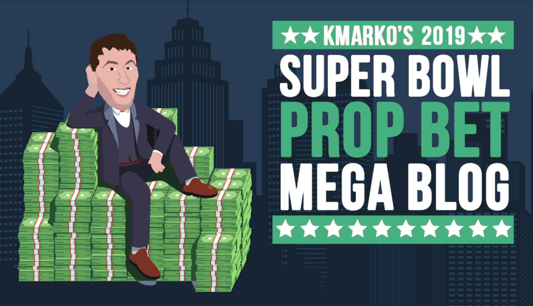 dd18a40996 Kmarko s 2019 Super Bowl Prop Bet Mega Blog - Barstool Sports