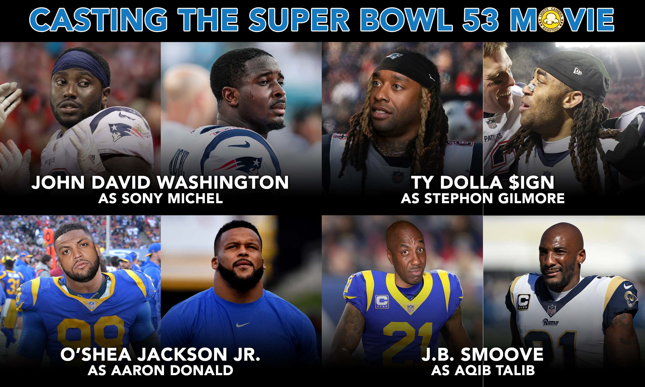 dabf7988d58a John David Washington is actually a former St. Louis Ram! A running back  too! Well