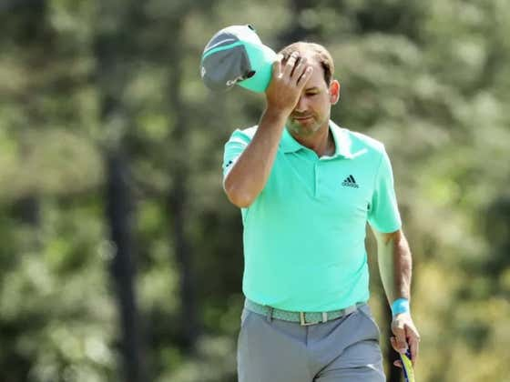 """Sergio Garcia Disqualified From Tournament In Saudi Arabia For Committing """"Serious Misconduct"""""""