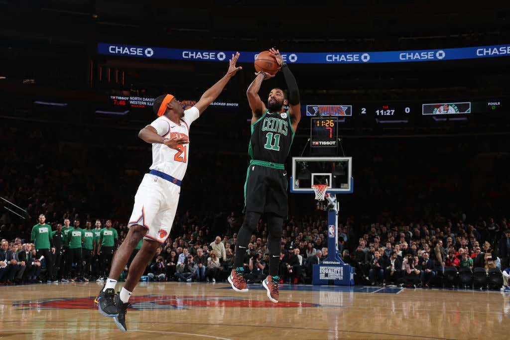 fff60831c The Celtics Survived Kyrie Irving At MSG