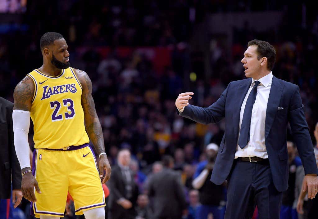 9e48bb356cf3 If You Don t Think LeBron Is Behind All This Lakers Drama Coming Out ...