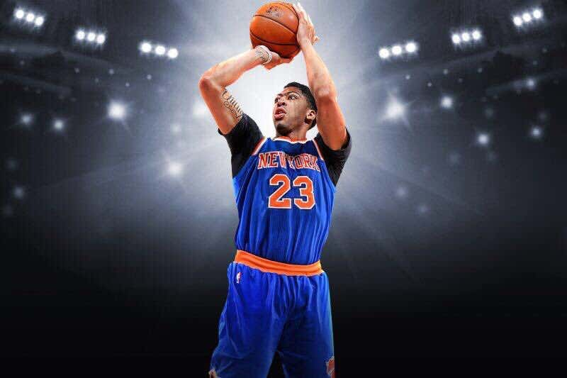 The Knicks Being On Anthony Davis' List Of Teams He Would Agree To ...