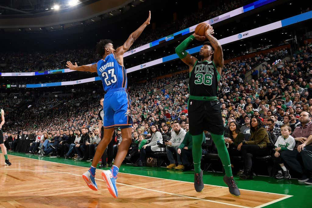 Sunday s Celtics Win Was Statistically One Of The Best Wins Of The ... 7f6796b43