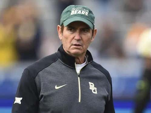 Southern Miss Interviewing Notorious Scumbag Art Briles For Offensive Coordinator Job