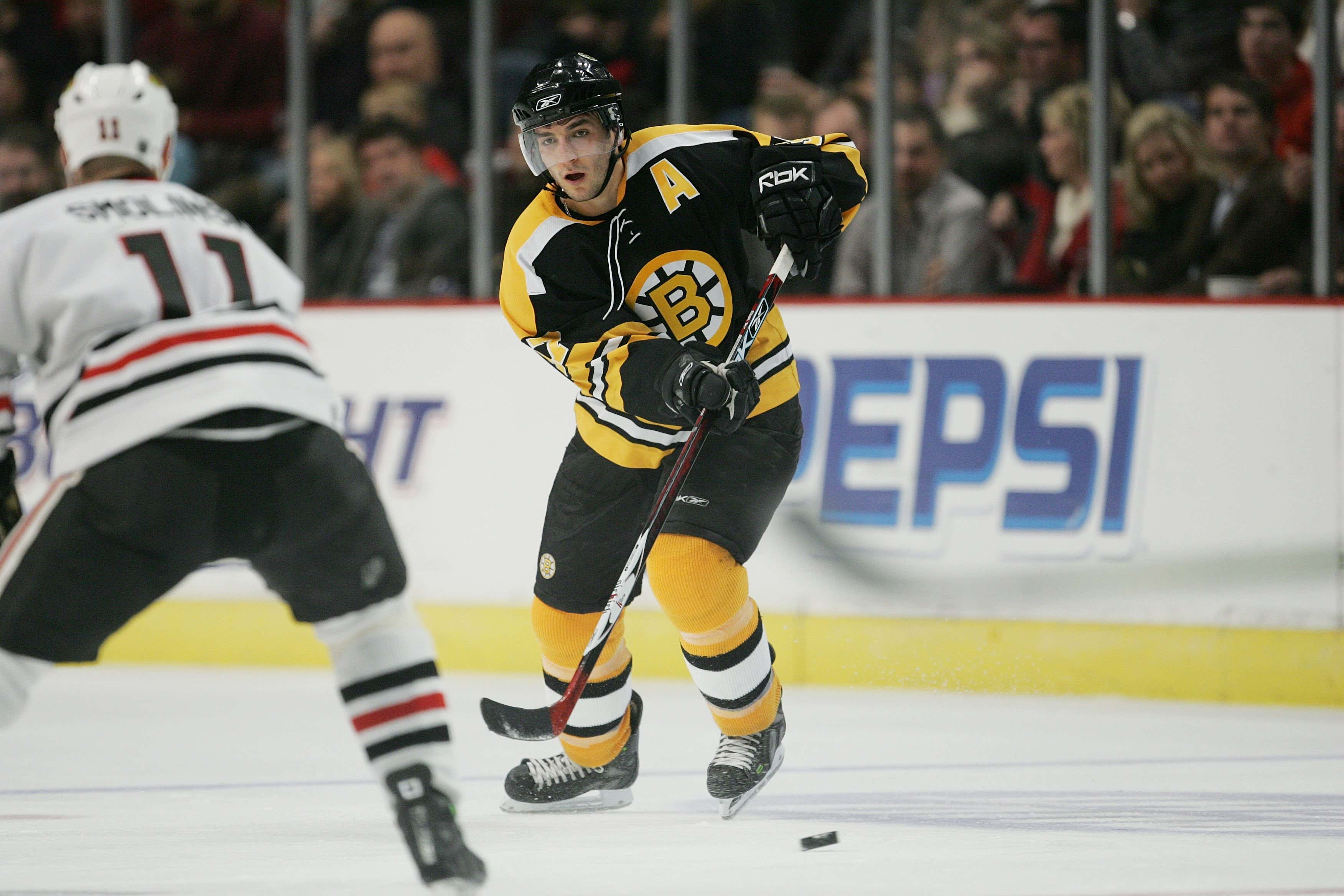 efccd6c9f7b Boston Bruins v Chicago Blackhawks