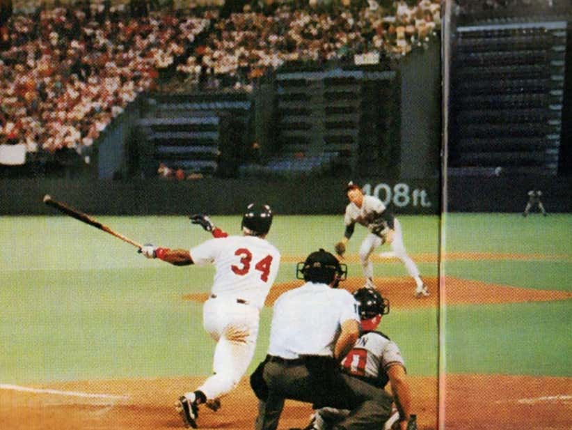 Wake Up With Kirby Puckett Forcing A Game 7 In The World Series With