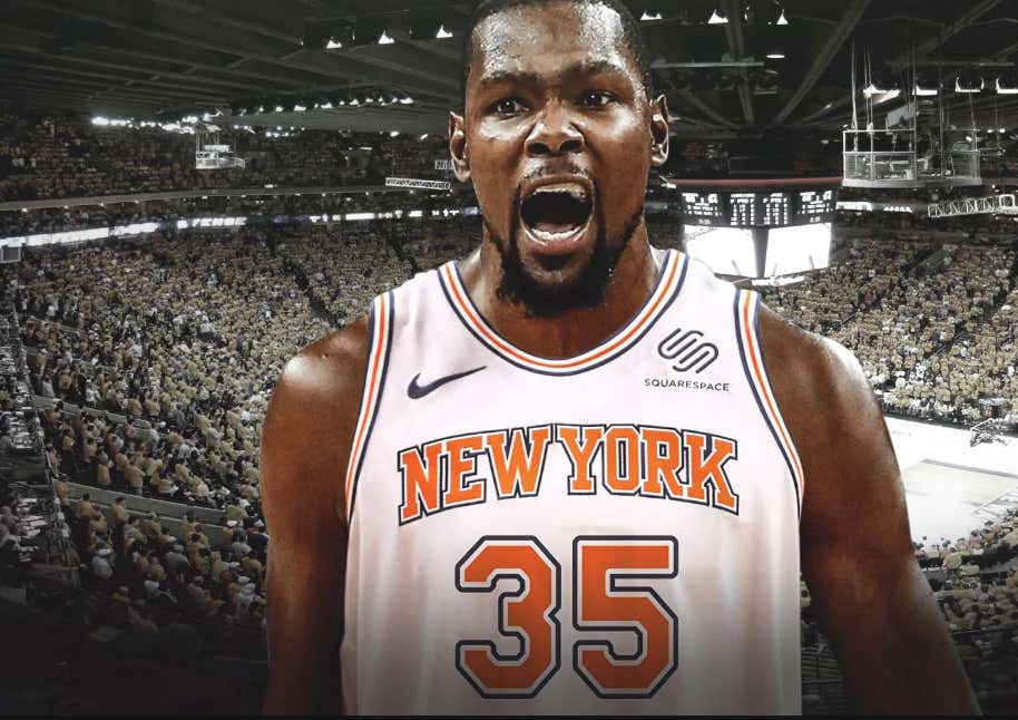 dd17f3a770f8 We Have Another Report Of Kevin Durant Leaving For The Knicks And ...