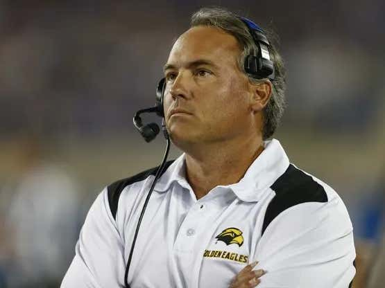 Southern Miss HC Decides To Die On Hill For...Art Briles?