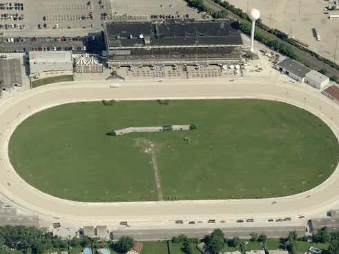 Dente Misses Out On Biggest Investment Since DraftKings As Maywood Park Race Track Will Officially Be Knocked Down