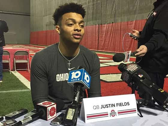 Breaking: Justin Fields Granted Immediate Eligibility At Ohio State