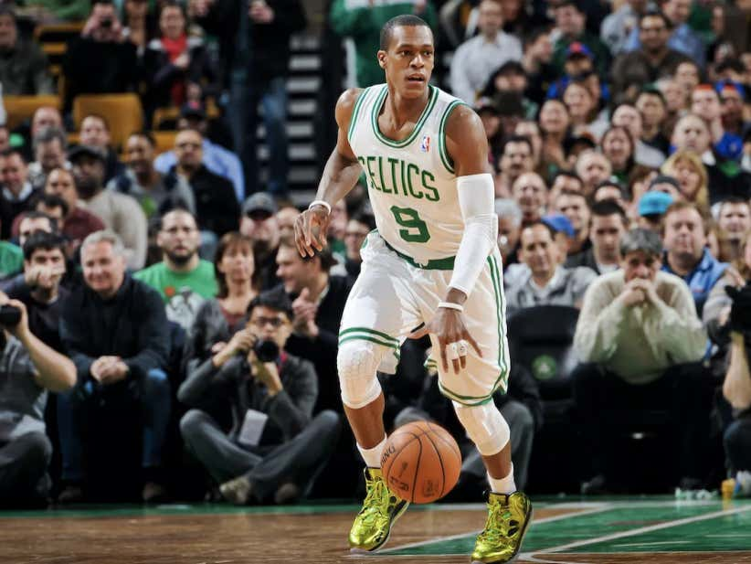 The Best Of Celtics Rondo Taking You Into The Weekend