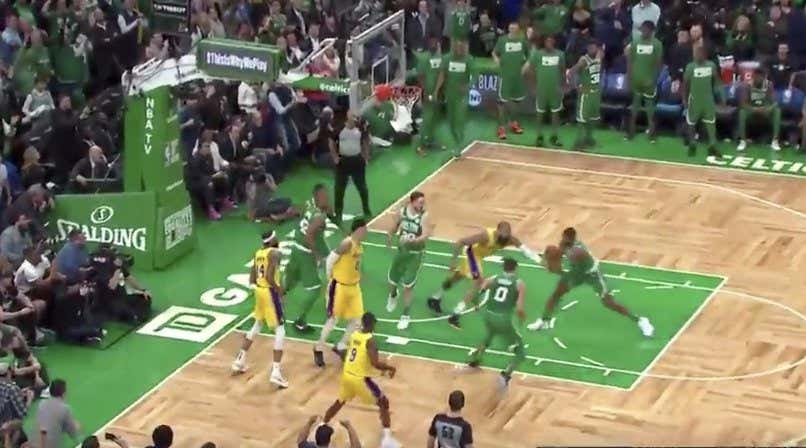The Celtics Got Rondo'd In One Of The Most Frustrating And