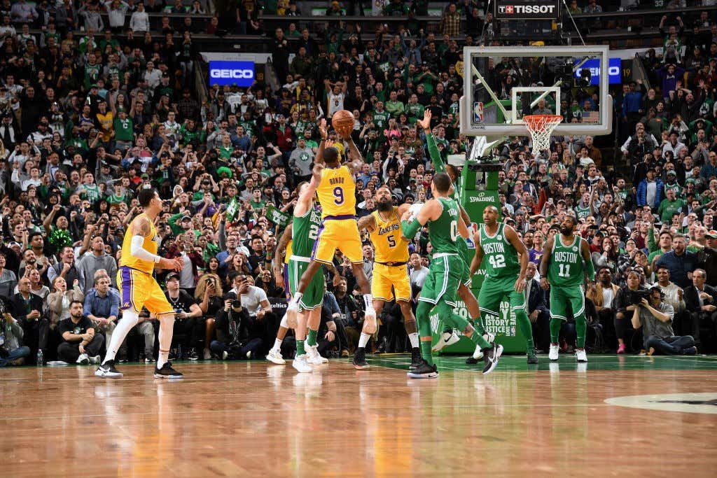 719416b0aa48 The Celtics Got Rondo d In One Of The Most Frustrating And ...