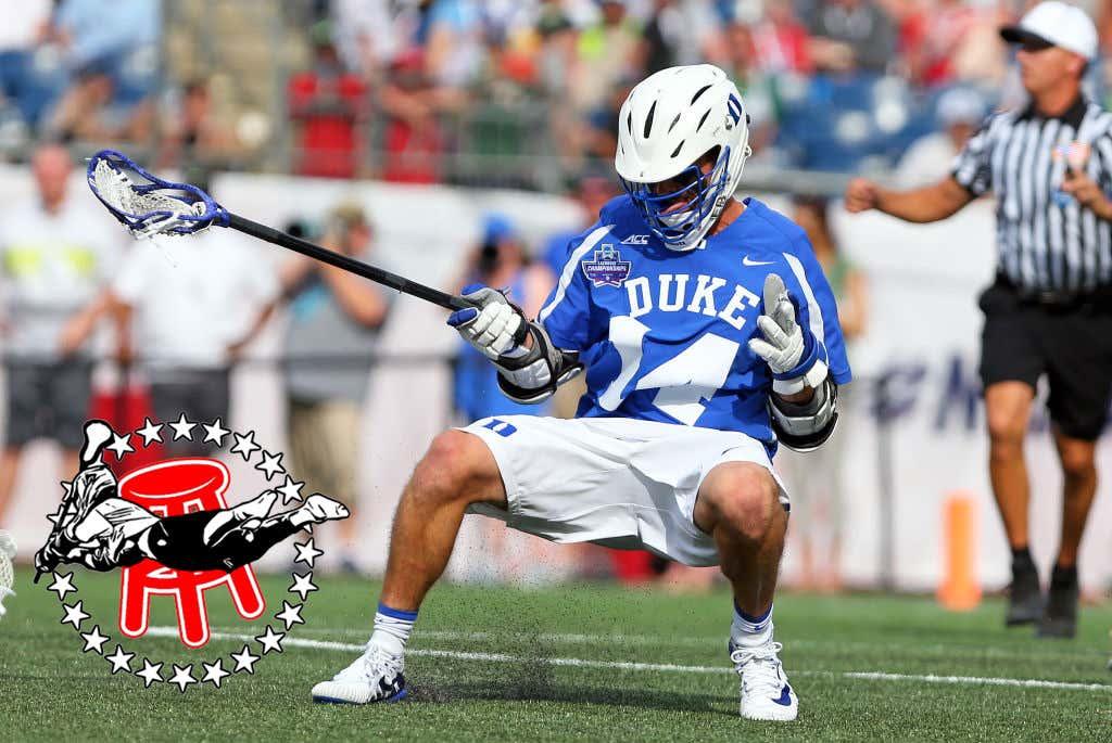 NCAA LACROSSE: MAY 26 NCAA Lacrosse Championships - Semi-final Duke v Maryland