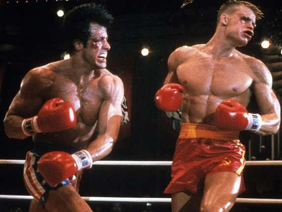 Rocky Vs. Drago Takes Us Into The Weekend