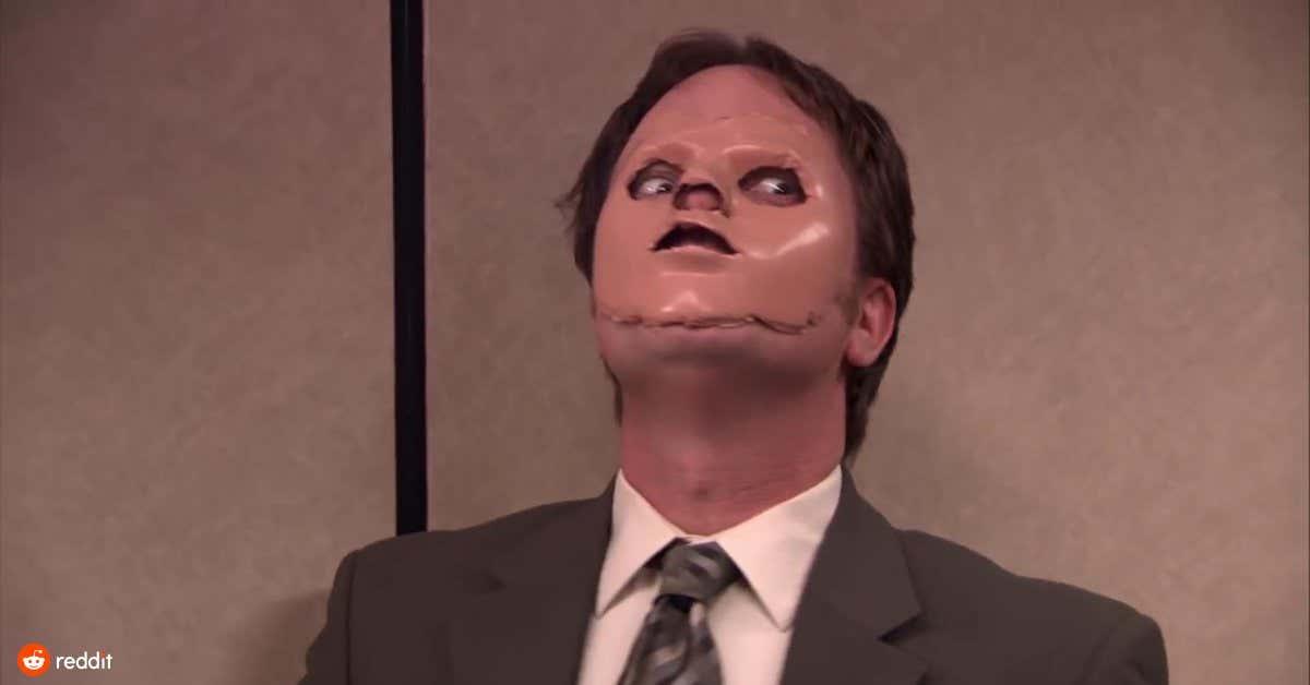 dwight-mask