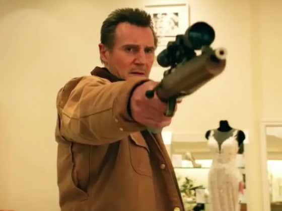 """Liam Neeson's New Movie """"Cold Pursuit"""" Was So Bad That His Racial Controversy Might Have Been A Ploy"""