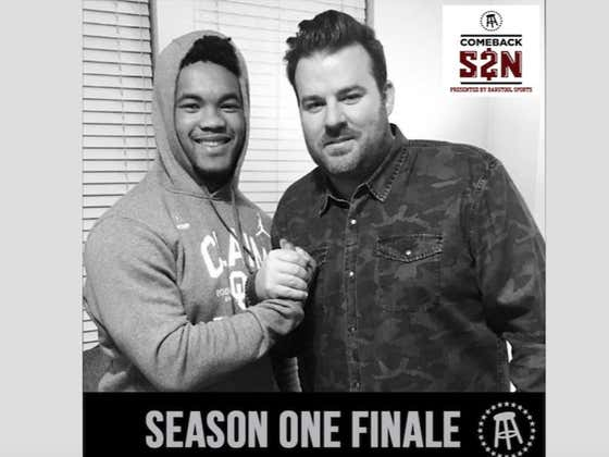 Comeback SZN One Finale: Signing Kyler Murray