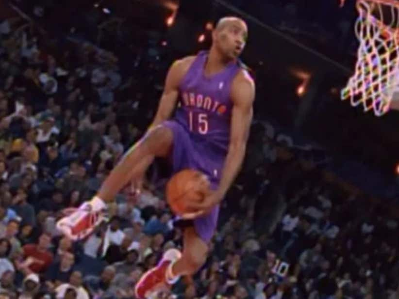 20b5de498f0 Lets Rewatch Every Vince Carter Dunk On The Anniversary Of The Greatest Dunk  Contest Ever