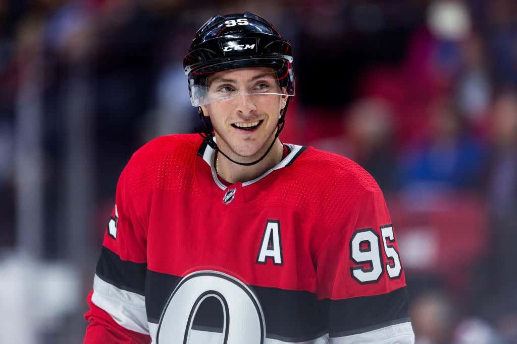 NHL: NOV 01 Sabres at Senators