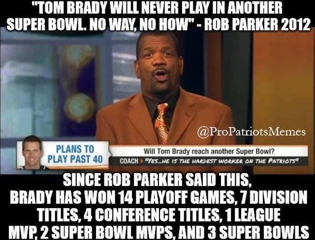 Rob Parker 2