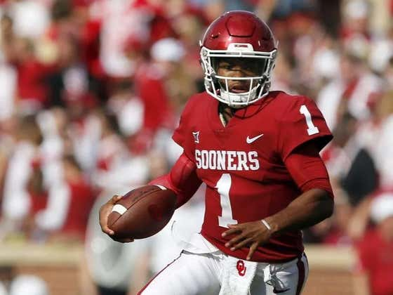How Much Higher Is Kyler Murray's Earning Potential In The NFL? We Are Talking 9 Figures....