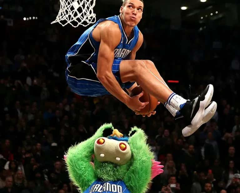 827cc1b99b1 Three Years Ago We Witnessed The Greatest Dunk Contest In NBA History