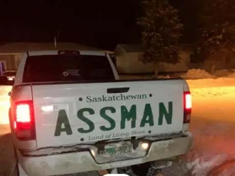 The Assman Strikes BACK At Overreaching Canadian Government