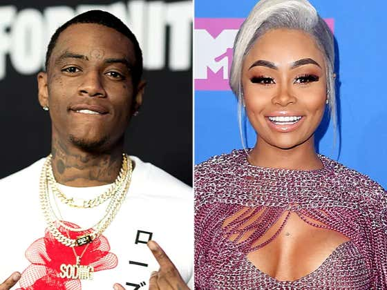 We Found Love In A Hopeless Place: Soulja Boy And Blac Chyna Are Officially Dating After Sliding In The DMs