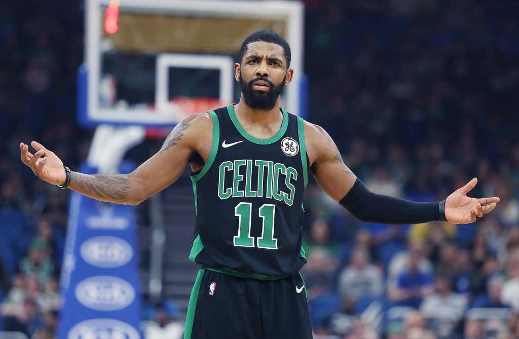 0daefd0e305e Can We Please Stop With This Stupid Idea That The Celtics Are Better  Without Kyrie Irving