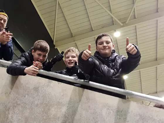 """Little English Wankers Prank Soccer Stadium Announcer With """"NE14BJ"""" License Plate Joke"""