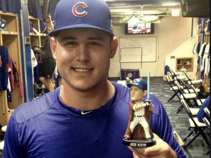 Power Ranking The 2019 Cubs' Giveaways - Barstool Sports