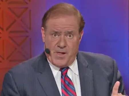 WEEI Announces Chris Berman Will Be Calling Select Red Sox Games This Season
