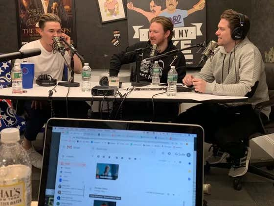 KFC Radio: Big Foot Hunting, How Many Miles of Sex, and Jesse McCartney