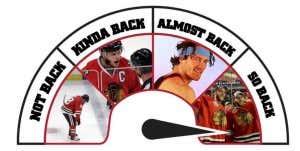 blackhawks back
