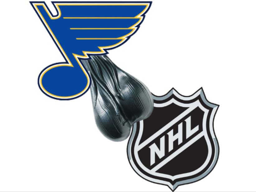 Teabag City! The Blues Win Their 10TH STRAIGHT NHL Hockey Game