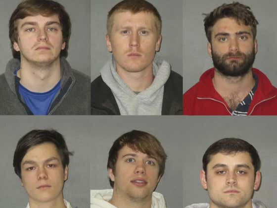Ranking The Names Of The 9 Arrested LSU Frat Bros In Terms Of Fratiness